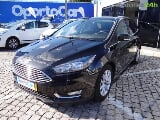 Foto Ford Focus Station 1.5 TDCi Titanium ECOnetic